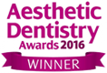 Elleven Dental Aesthetic Dentistry Awards 2016 - Winner