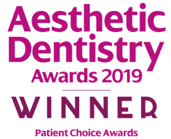 Elleven Dental Aesthetic Dentistry Awards 2019 - Patient Choice Awards