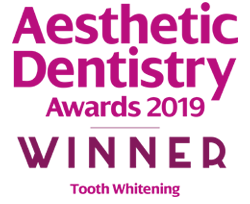 Elleven Dental Aesthetic Dentistry Awards 2019 - Winner Tooth Whitening