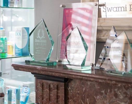 Award winning London based, elleven Dental & Orthodontics, Sure Smile