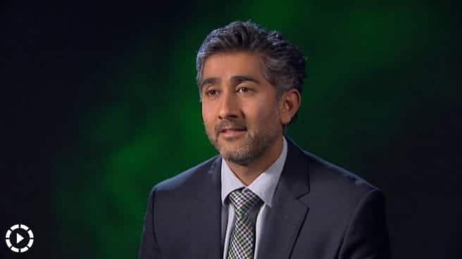 Dr Sameer Patel on Sky News